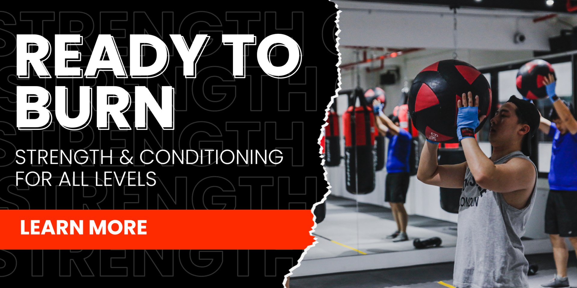 Boxing Gym Singapore The Ring Strength & Conditioning Classes